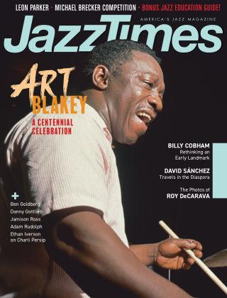 JazzTimes Nov 2019