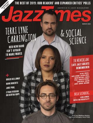 JazzTimes Mar 2020