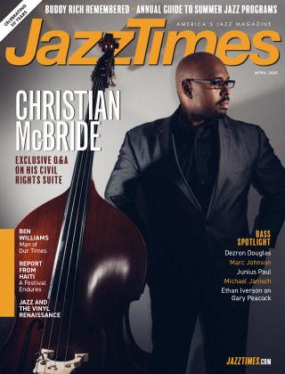 JazzTimes Apr 2020