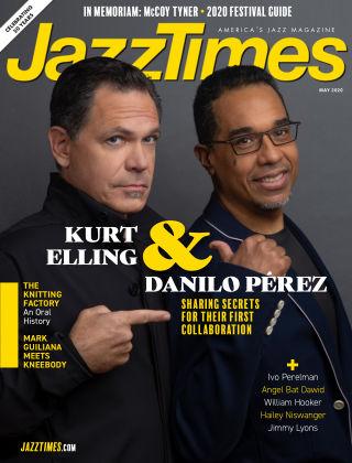JazzTimes May 2020