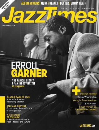 JazzTimes September 2020