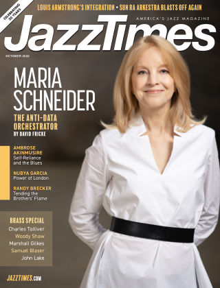 JazzTimes October 2020