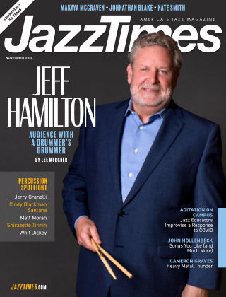JazzTimes November 2020