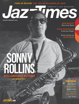 JazzTimes JTM 2101 300