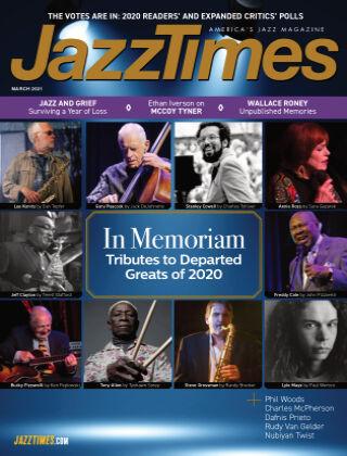 JazzTimes JTM 2103 300