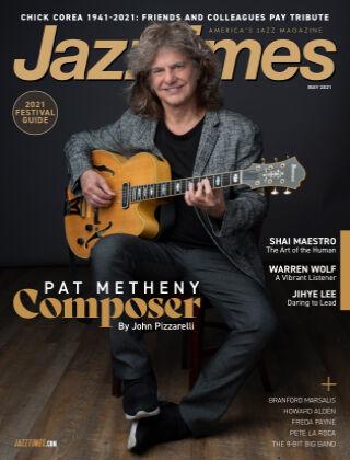 JazzTimes JTM 2105 300