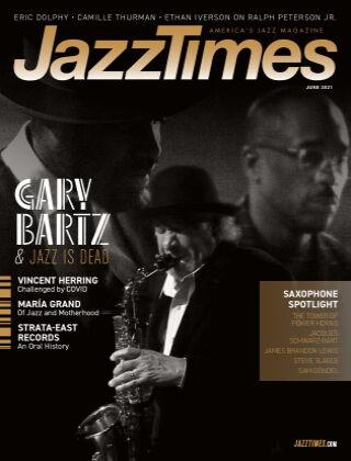 JazzTimes JTM 2106 300