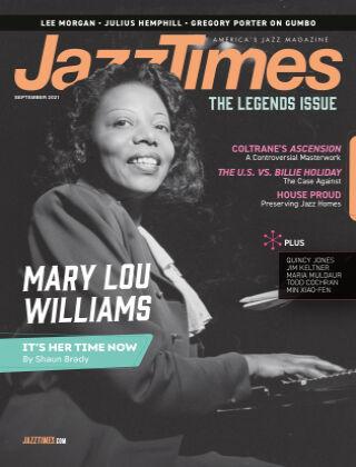 JazzTimes JTM 2109 300