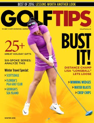 Golf Tips Winter 2016