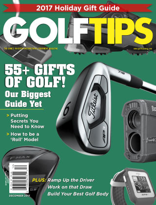 Golf Tips Dec 2017