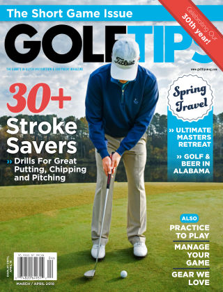 Golf Tips Apr 2018