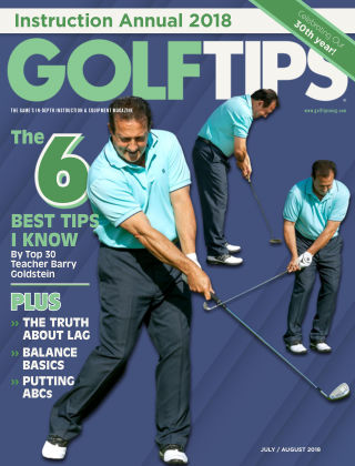 Golf Tips Aug 2018