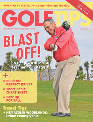 Golf Tips Oct 2018