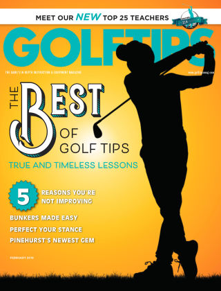 Golf Tips Feb 2019