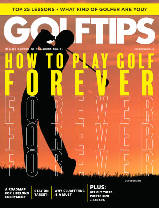 Golf Tips Oct 2019