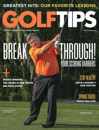 Golf Tips Feb 2020
