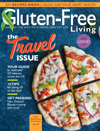 Gluten-Free Living May-Jun 2017