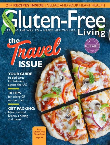 Gluten-Free Living April 07, 2017 00:00