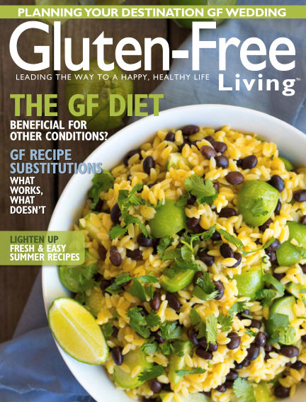 Gluten-Free Living May 21, 2016 00:00