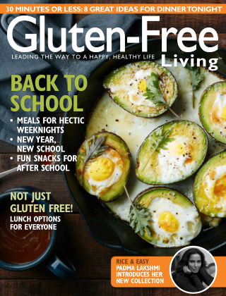 Gluten-Free Living Aug-Sep 2016
