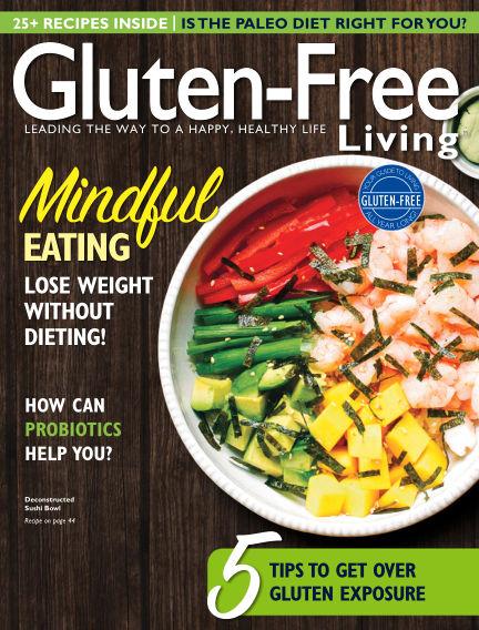 Gluten-Free Living December 17, 2016 00:00