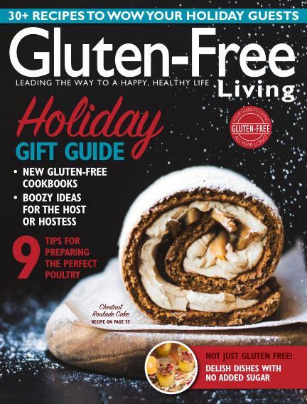 Gluten-Free Living October 08, 2016 00:00