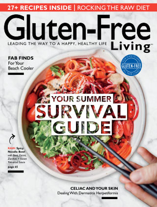Gluten-Free Living Jul-Aug 2017