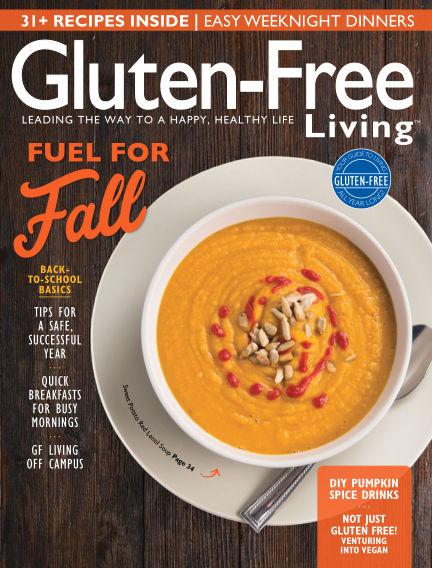 Gluten-Free Living August 04, 2017 00:00