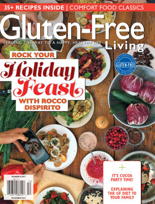 Gluten-Free Living Nov-Dec 2017