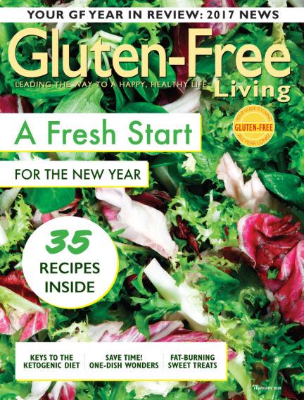 Gluten-Free Living December 02, 2017 00:00