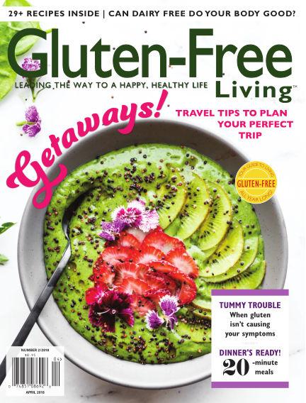 Gluten-Free Living February 03, 2018 00:00