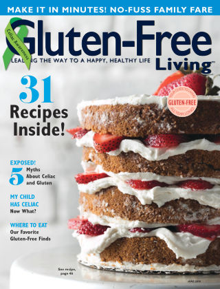 Gluten-Free Living May-Jun 2018