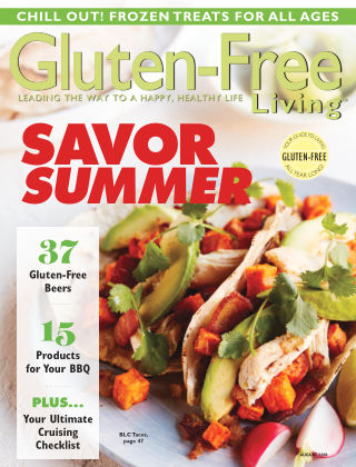 Gluten-Free Living Jul-Aug 2018