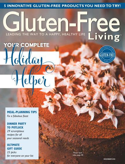 Gluten-Free Living October 06, 2018 00:00