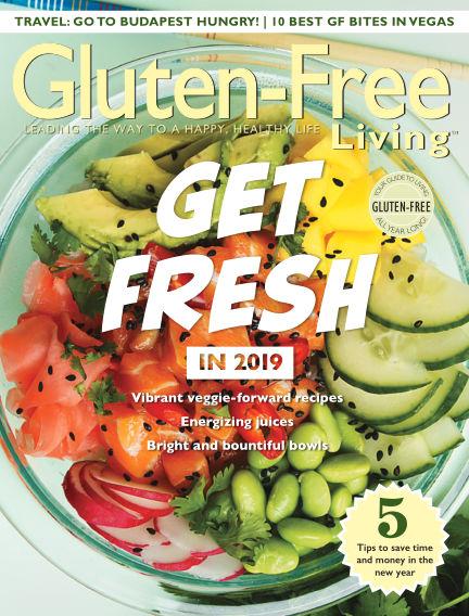 Gluten-Free Living December 08, 2018 00:00