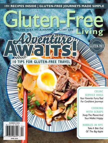 Gluten-Free Living February 01, 2019 00:00