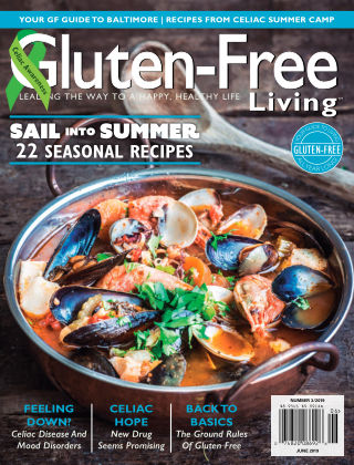 Gluten-Free Living May-Jun 2019