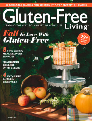 Gluten-Free Living Sep-Oct 2019