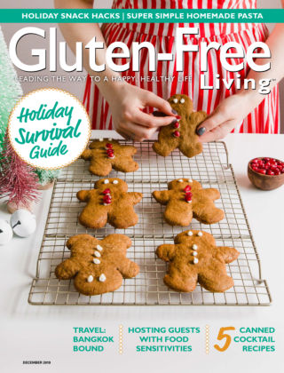 Gluten-Free Living Nov-Dec 2019