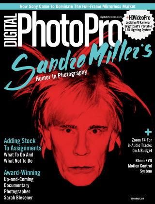 Digital Photo Pro Dec 2018