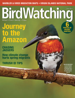 BirdWatching May-Jun 2017