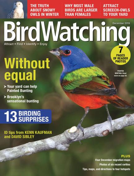 BirdWatching October 22, 2016 00:00
