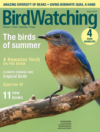 BirdWatching Jul-Aug 2018
