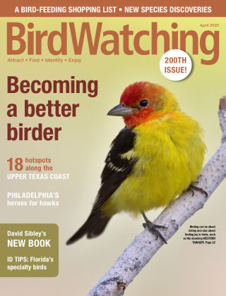 BirdWatching Mar-Apr 2020