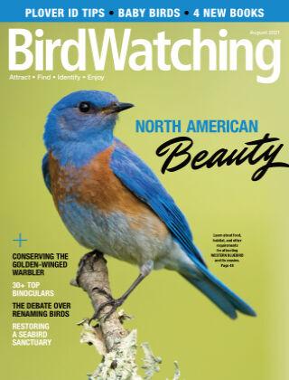 BirdWatching July August 2021