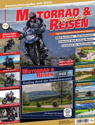 Motorrad & Reisen Ausgabe 79