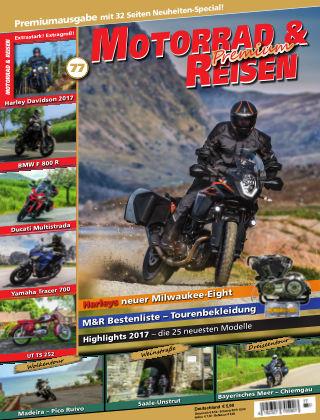 Motorrad & Reisen Ausgabe 77