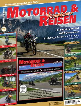 Motorrad & Reisen Ausgabe 76