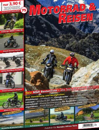 Motorrad & Reisen Ausgabe 75