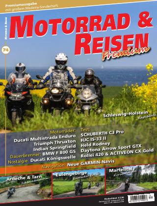 Motorrad & Reisen Ausgabe 74